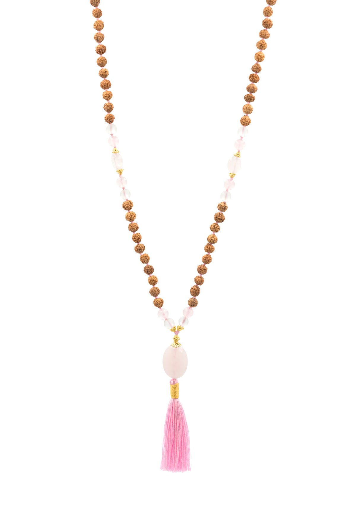THE CROWN CHAKRA MALA FOR HER