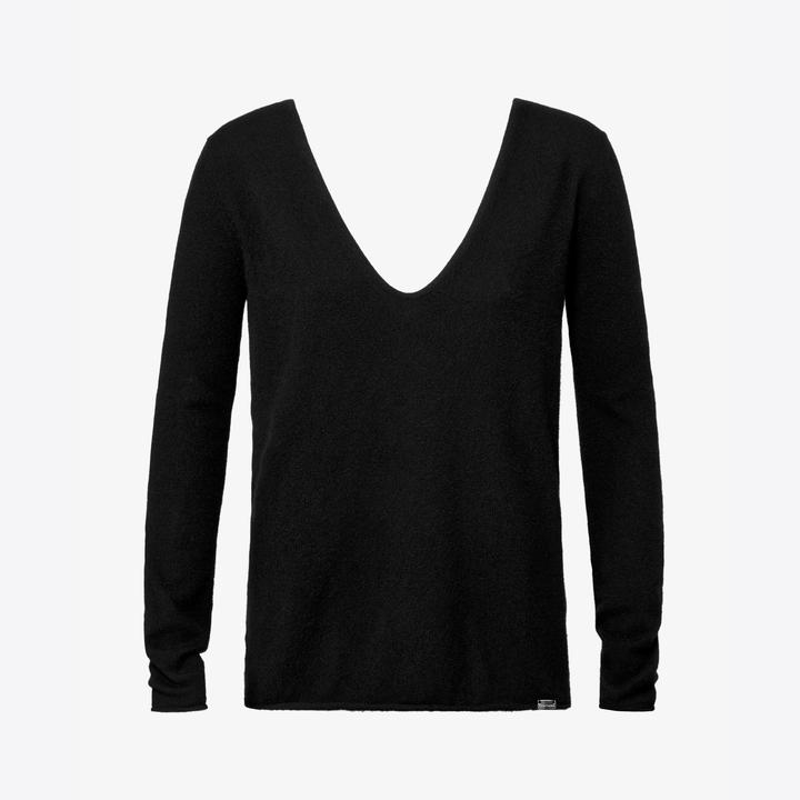 SEAMLESS CASHMERE SWEATER