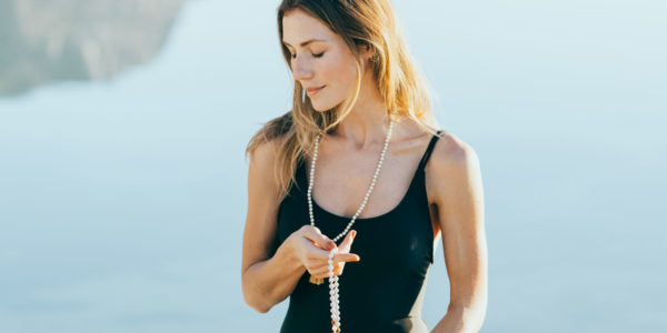 THREE SPECTRUM MALA