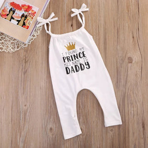 Prince Daddy Jumpsuit