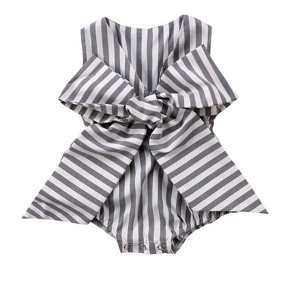 Laney Bow Romper
