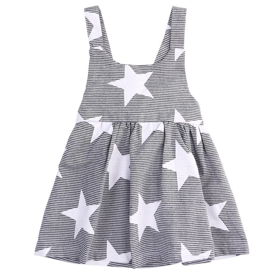 Stars and Striped Dress