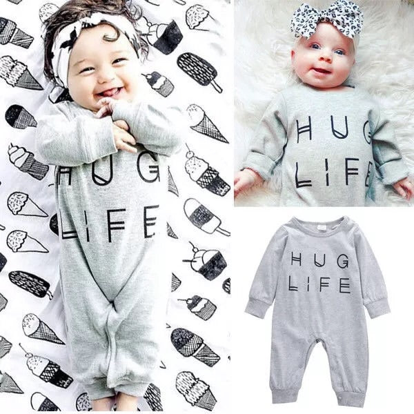 Hug Life Playsuit