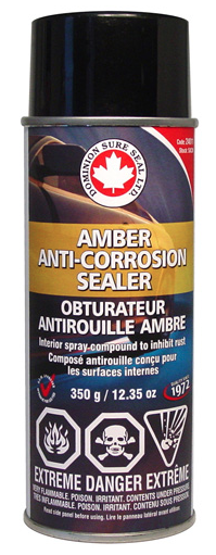 DSS 24011 SPRAY ANTICORROSION AMBER 16O