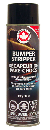 DOMINION SURE SEAL LTD Bumper Stripper