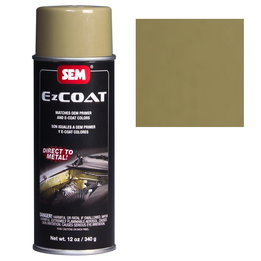 SEM EZ COAT - TAN 16 OZ AEROSOL