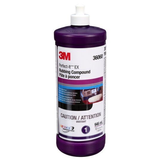 3M Perfect-It EX Rubbing Compound