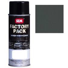 SEM FACTORY PACK - DK SHADOW GREY 16 OZ AEROSOL