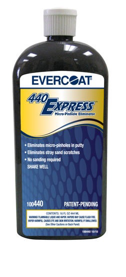 EVERCOAT 440 Express Micro-Pinhole Eliminator