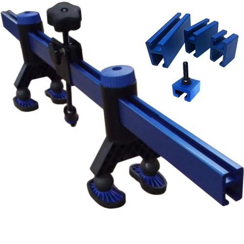 Keco K-Beam Bridge Lifter with Adapters