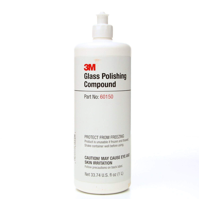 3M Glass Polishing Compound