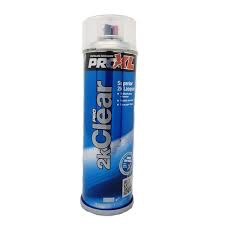 PROXL - PLASTICOLOUR AEROSOL - JET BLACK    (400ML) 6