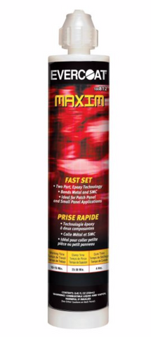 EVERCOAT Maxim Plastic Repair System Super Fast