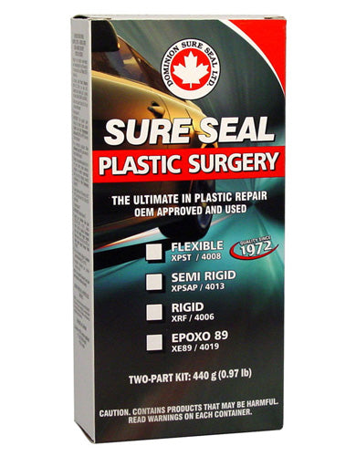 DOMINION SURE SEAL LTD Plastic Surgery Flexible