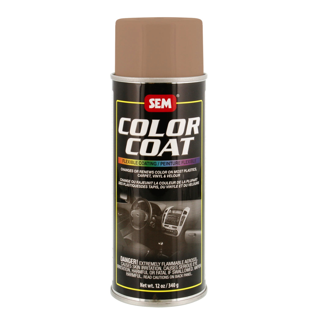 SEM COLOR COAT - LT BUCKSKIN 16 OZ AEROSOL