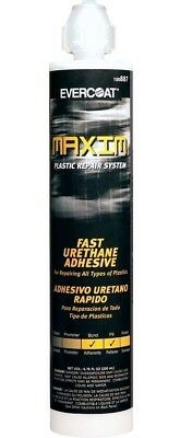 EVERCOAT Maxim Plastic Repair System Fast