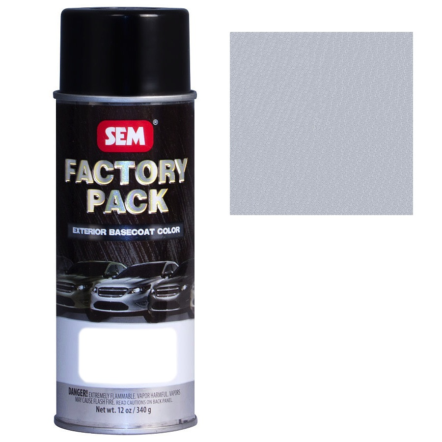 SEM FACTORY PACK - GALAXY SILVER MET 16 OZ AEROSOL
