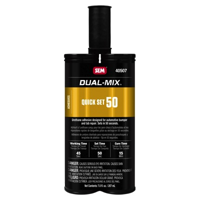 SEM DUAL-MIX QUICK SET 50 7 OZ CARTRIDGE