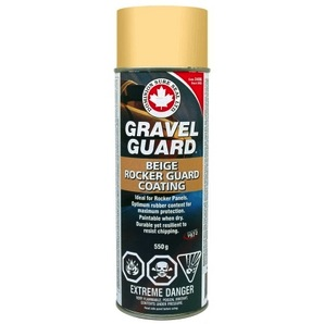 DOMINION SURE SEAL LTD Gravel Guard Rocker Guard Coating Beige