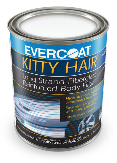 EVERCOAT Kitty Hair