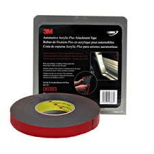 3M 06382 ATTACHMENT TAPE 1/2″X20YD