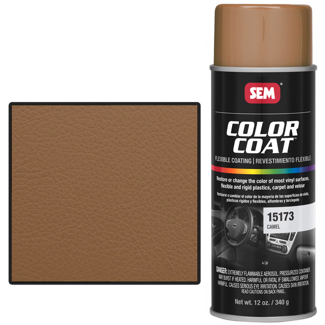 SEM COLOR COAT - CAMEL 16 OZ AEROSOL