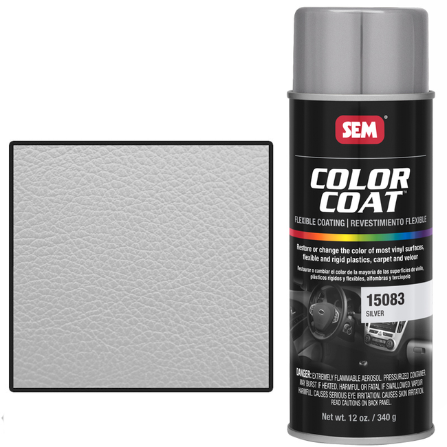 SEM COLOR COAT - SILVER 16 OZ AEROSOL