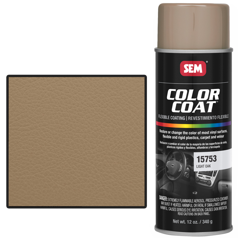 SEM COLOR COAT™ - LT OAK 16 OZ AEROSOL