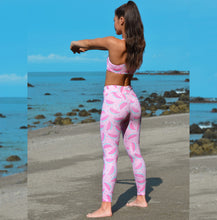 Sport Leggings - Sandia