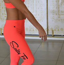 Sport Leggings - Salty Fit Coral