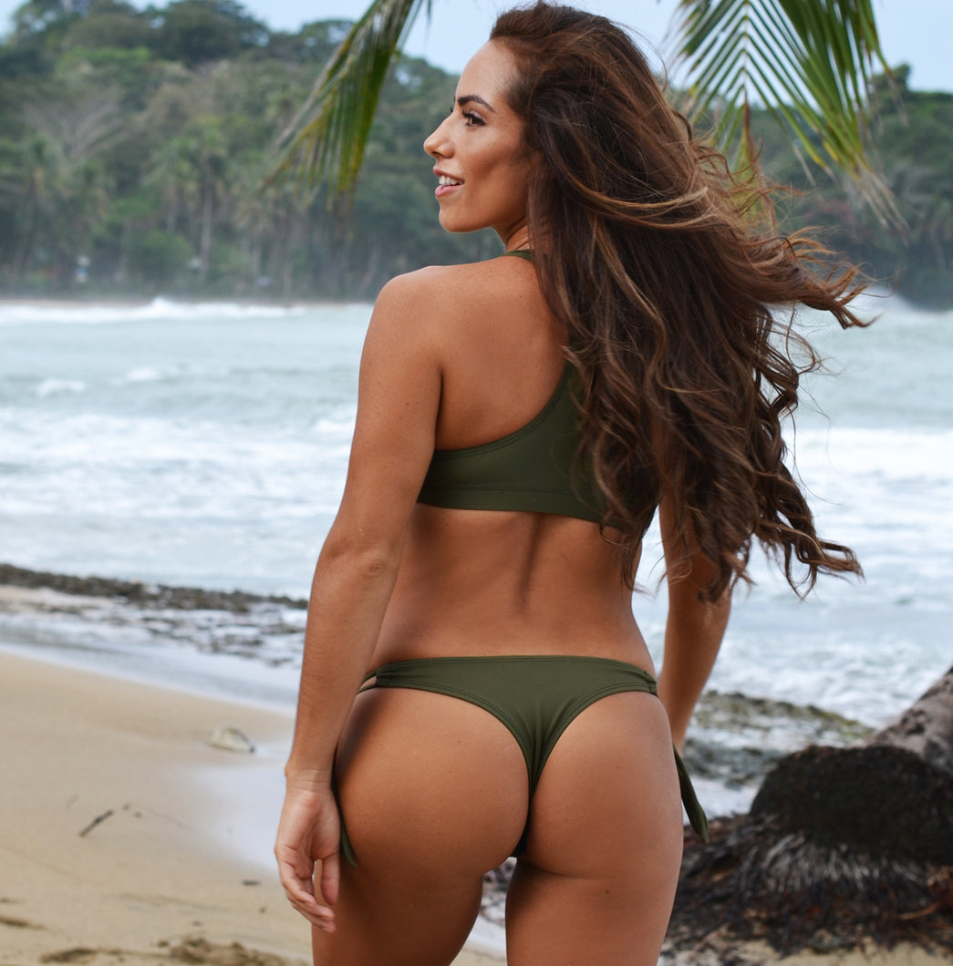 WAVE Sexy Bottom - Olive