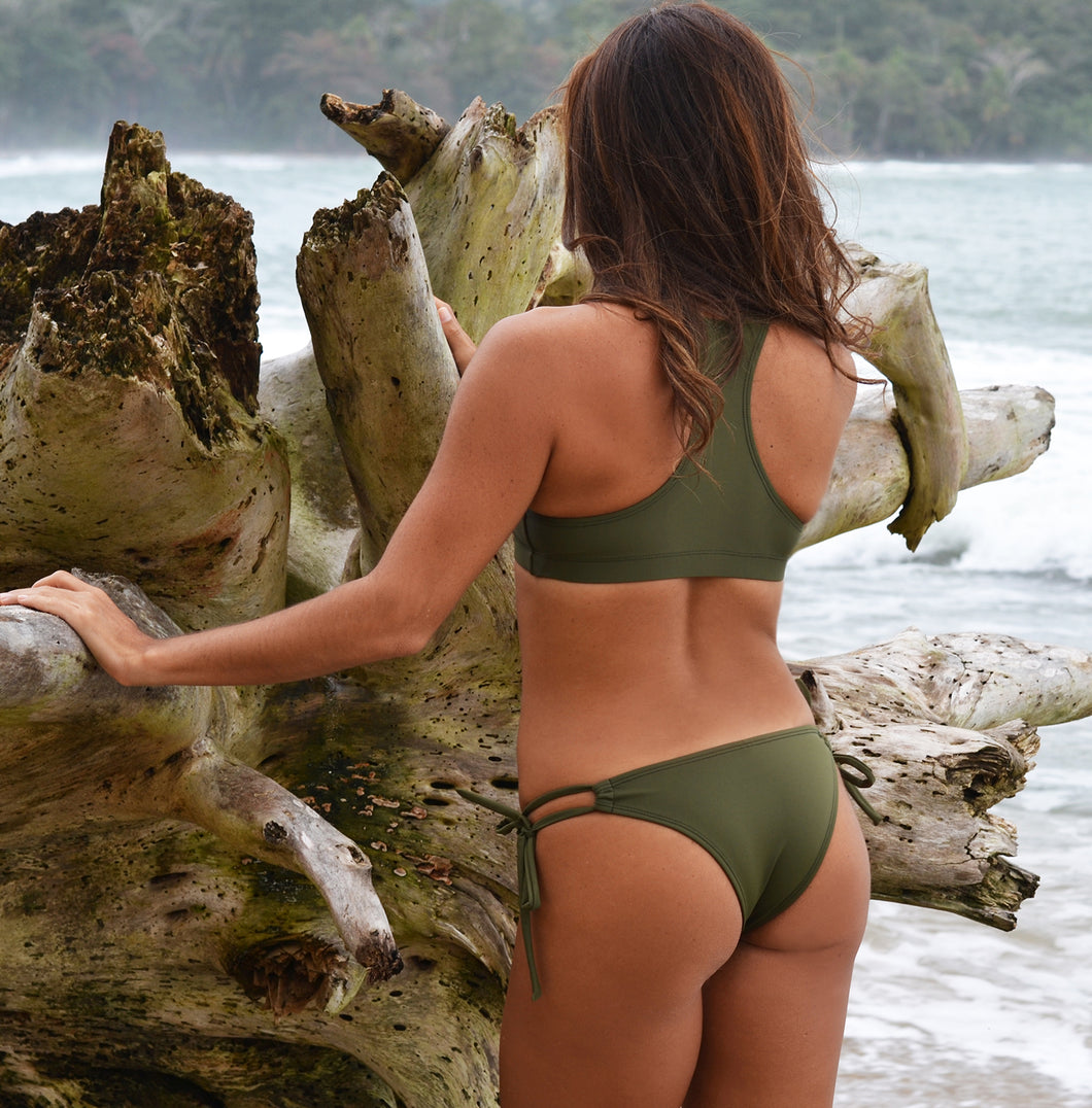 WAVE Full Bottom - Olive