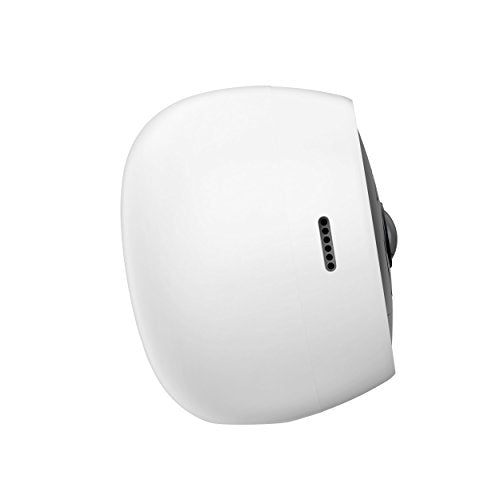 Logitech Circle 2 WiFi Indoor/Outdoor Wireless Home Security Camera, White (961-000416)