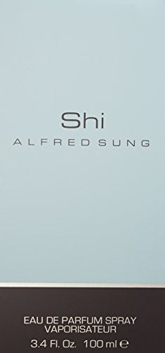 Shi by Alfred Sung for Women - 3.4 Ounce EDP Spray