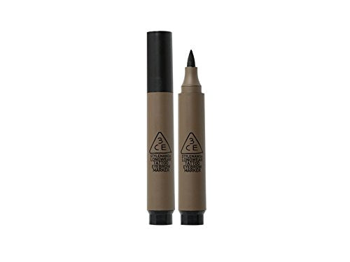 3CE (3 Concept Eyes) Longwear Tattoo Eyebrow Marker (4g) (Ash Brown) by 3ce