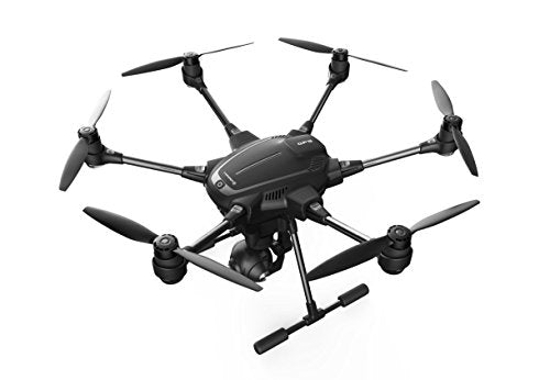 Yuneec Typhoon H UHD 4K Collision Avoidance Hexacopter Drone with Battery and ST16 Controller