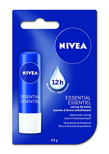NIVEA Hydro Care Lip Balm Sticks, Duo Pack, 2 x 4.8g
