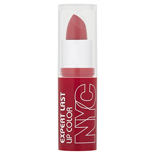 N.Y.C. New York Color Expert Last Lip Color, Traffic Jam, 1-Count