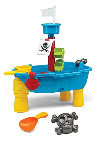Kidoozie Pirate Ship Sand and Water Table Toy