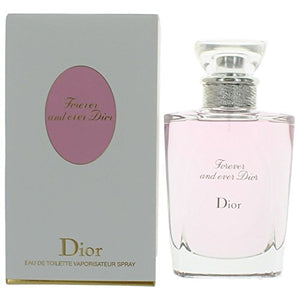 Christian Dior Forever and Ever Dior for Women-3.4-Ounce EDT Spray