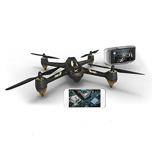 HUBSAN H501A X4 Brushless WIFI Drone GPS and App Compatible 6 Axis Gyro 1080P HD Camera RTF Quadcopter