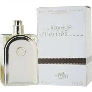 Hermes Voyage DHermes Pure Perfume Refillable Spray 100ml