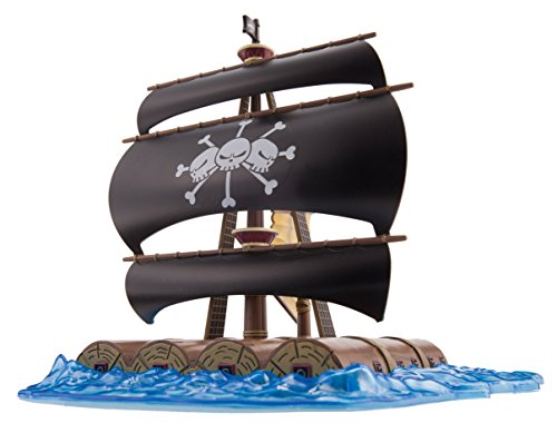 Bandai Hobby Grand Ship Collection Mashall D Teach's Ship Action Figure