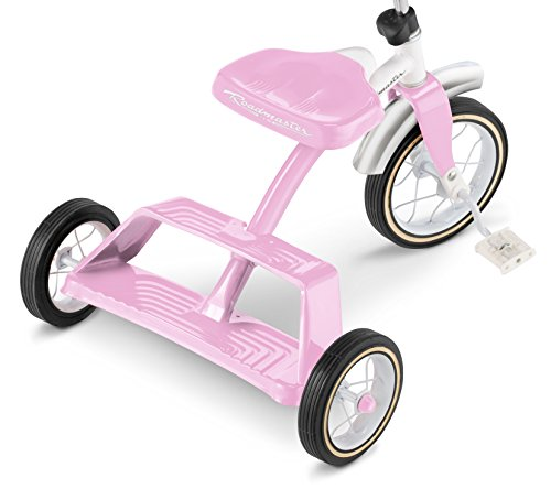 Roadmaster Dual Deck Trike Bicycle, Pink