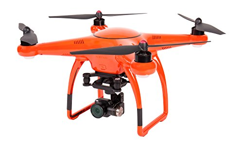 Autel Robotics X-Star Premium Drone with 4K Camera, 1.2-Mile HD Live View & Hard Case (Orange)