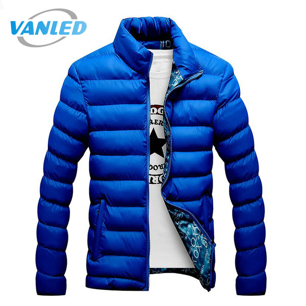 New Men Jacket Autumn Winter Hot Sale High Quality Men Fashion Coat Casual Outwear Cool Design Warm Jacket