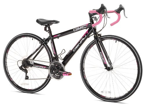 ... GMC Denali Road Bike, 700c, Black/Green, Small/48cm Frame ...