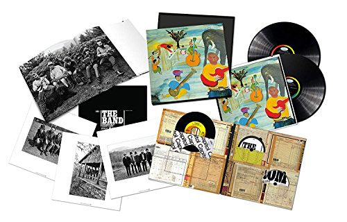 Music from Big Pink (50th Anniversary Super Deluxe Edition CD + 2LP Vinyl +Blu-ray Audio + 7