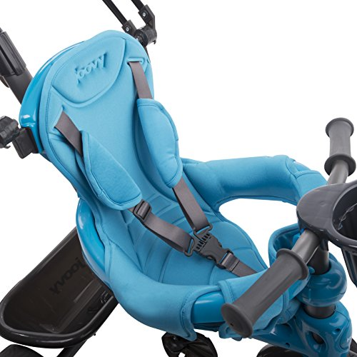 Joovy 1020 Tricycoo 4.1 Tricycle, Blue