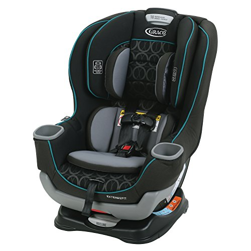 Graco Extend 2 Fit Convertible Car Seat, Mack